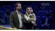 خجالت کشیدن شدید محمدرضا گلزار از حرفهای مهمانش