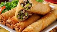 طرز تهیه بورک ترکی ساده و با گوشت