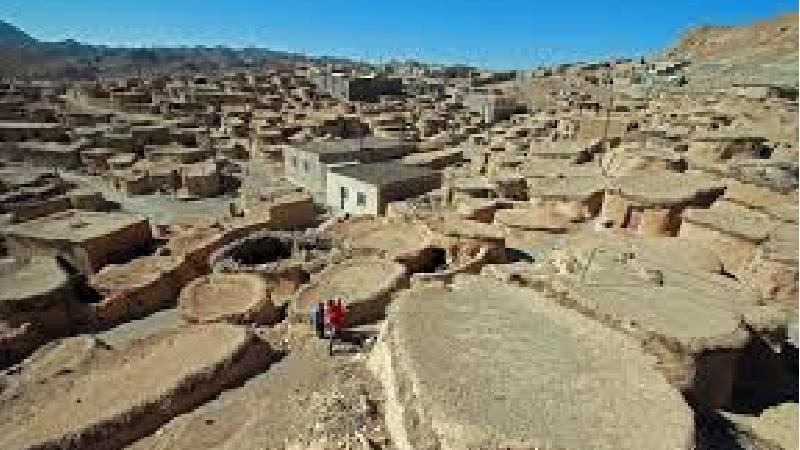 روستای آدم کوتولهها
