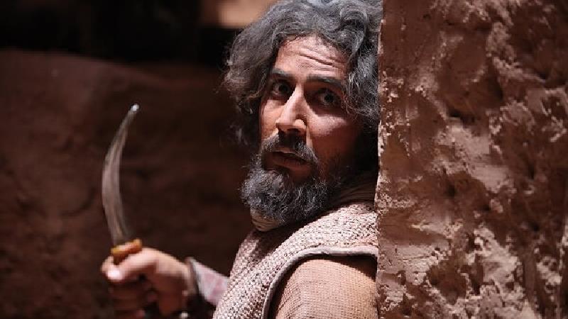 آرش آصفی در رستاخیز