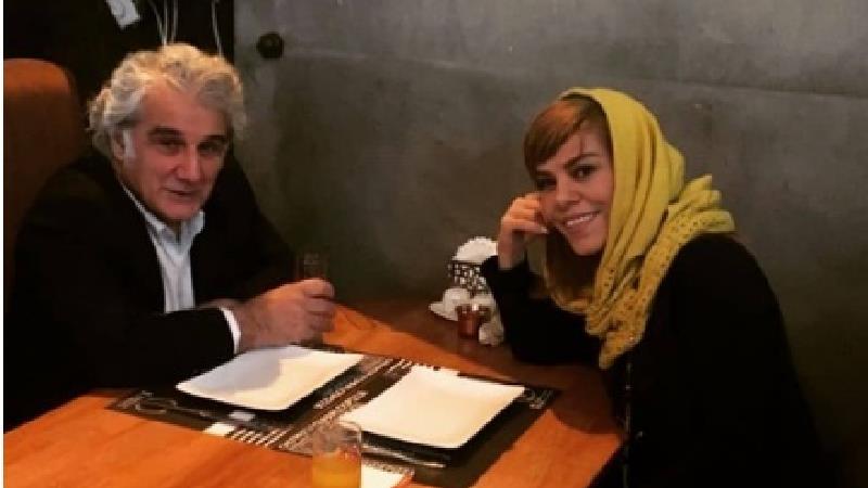 مهدی هاشمی و مهنوش صادقی