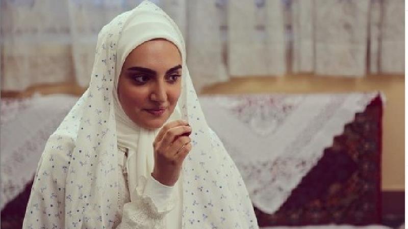 کیمیا اکرمی در سریال خانه ابدی