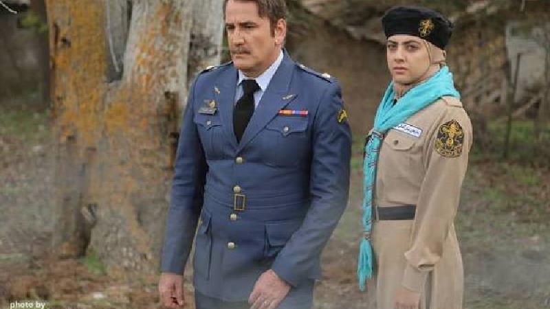 یلدا افشارنیا بازیگر نقش مهناز در سریال روزهای ابدی