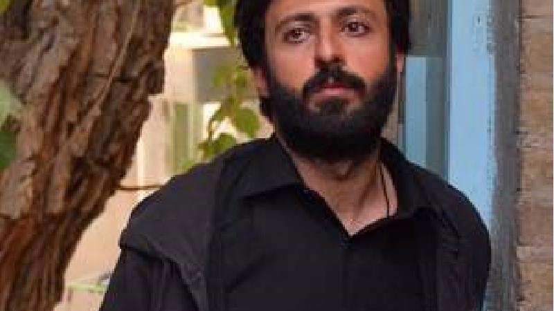 حسام محمودی در باخانمان