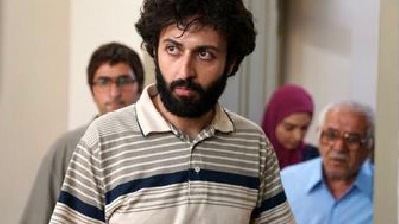 حسام محمودی در نقش هادی سریال گرگ و میش