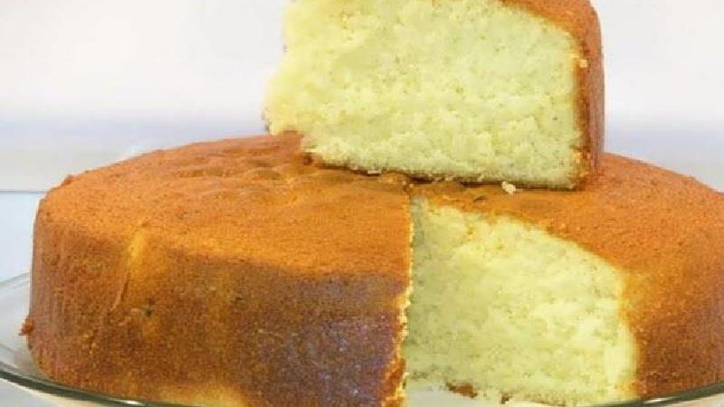 کیک ماست ساده