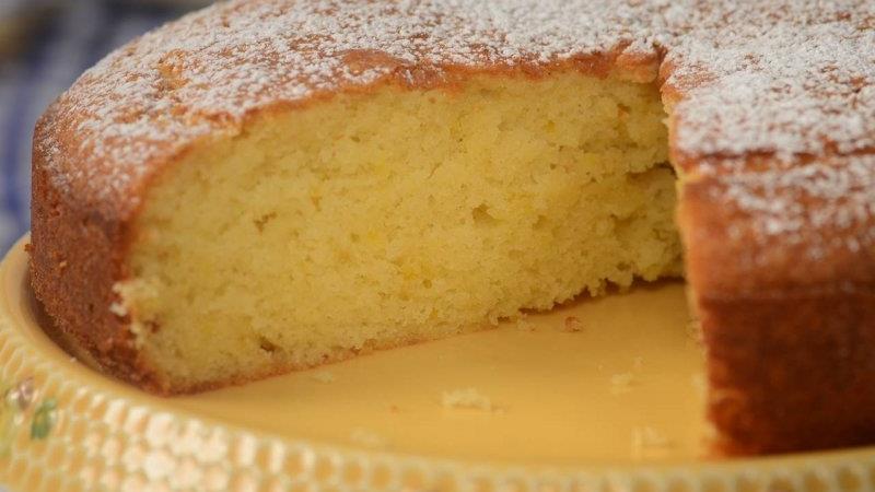 کیک ماست قابلمه ای