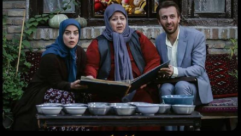 حسام محمودی در با خانمان