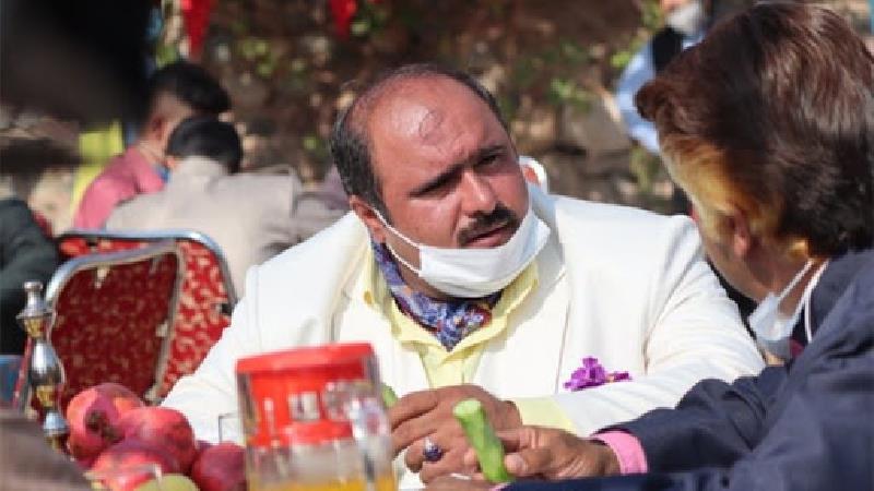 سلمان در سریال نون .خ