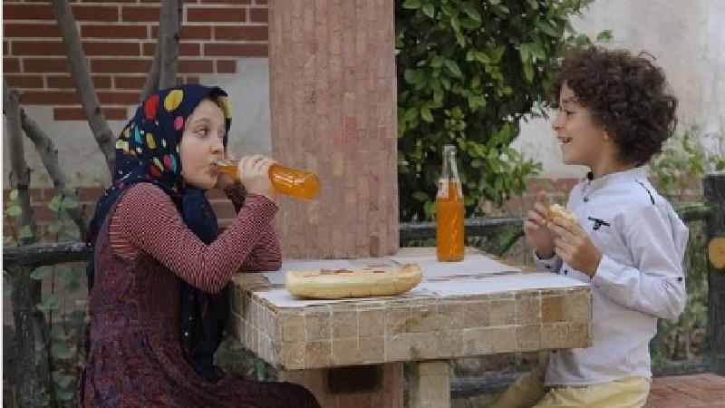 امیرعالی و لیلا در سریال بیگانه ای با من است