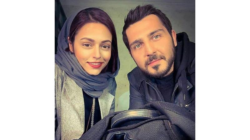 سوگل خلیق و محمدرضا غفاری