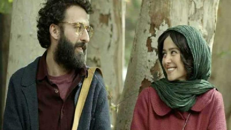 الناز حبیبی و حسام محمودی در رمانتیسم عماد و طوبی