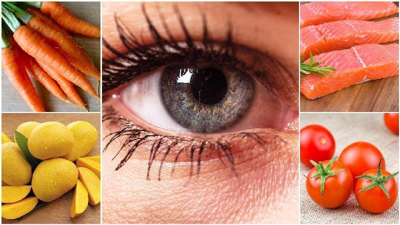 مواد غذایی که ویتامین آ دارند