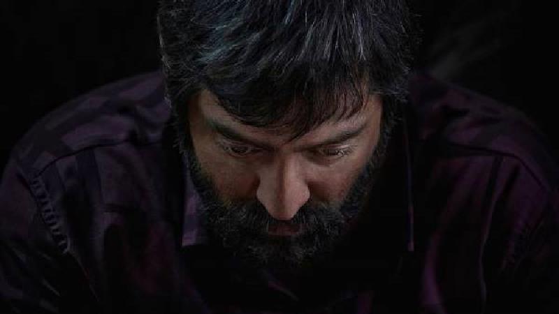 بهرام رادان در فیلم ابلق