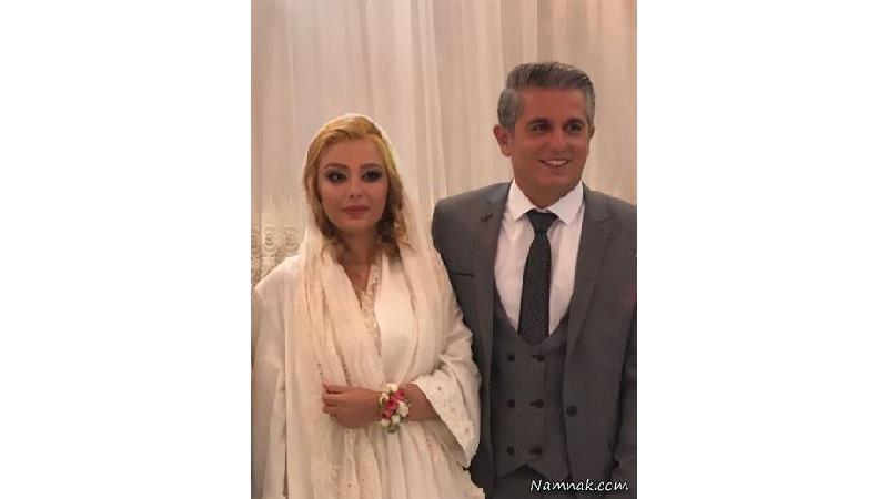 مونا غمخواهر و همسرش