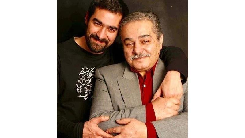 شهاب حسینی و پدرش