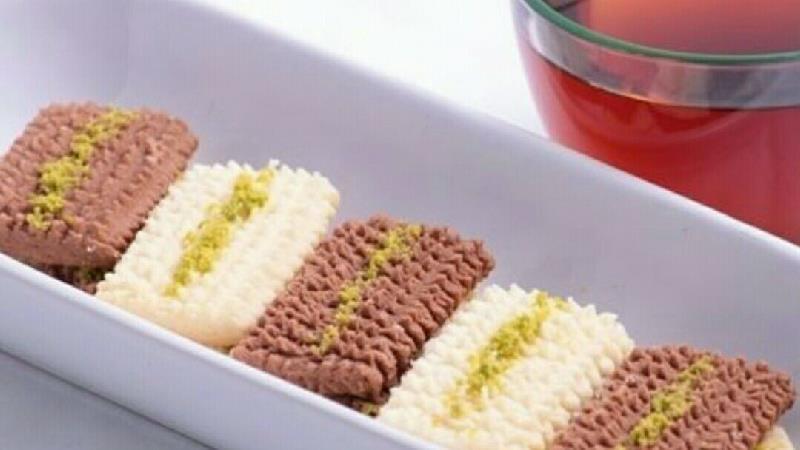 شیرینی چرخی قزوین